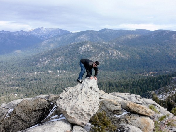 Mountain Climbing photo by Jessica Merz via Flickr