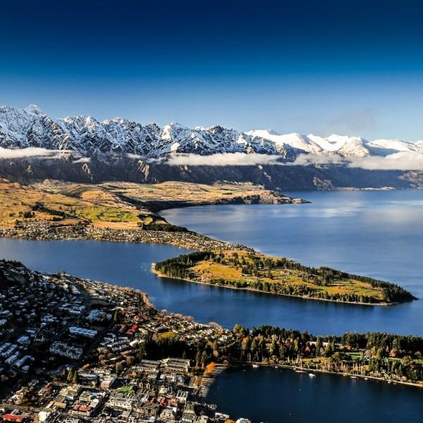 No 4 Queenstown New Zealand