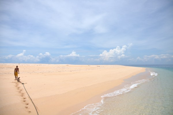 Beaches in Quezon Province