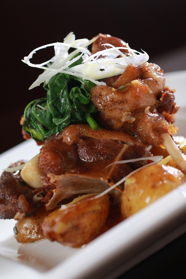 Twice Cooked Duck Adobo