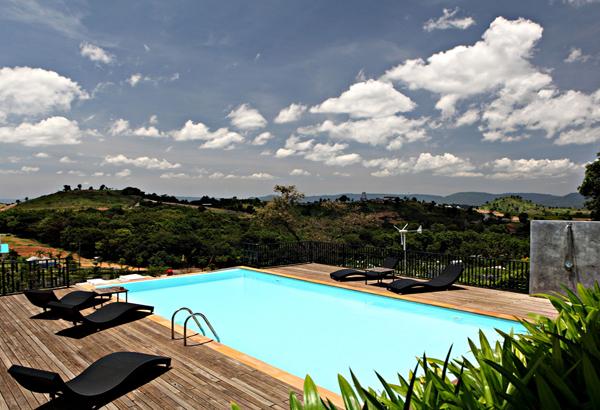 Veravian Eco Resort Pool