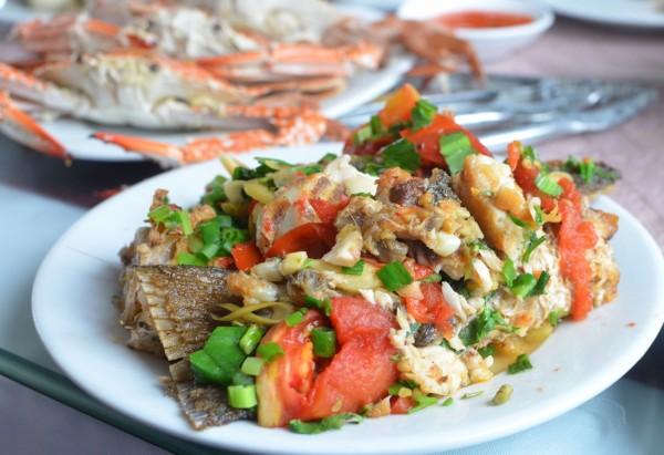 Vietnamese Fish dish similar to our very own Fish Sarciado