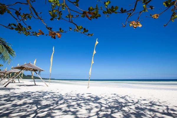 Anda Bohol White Sand Beach
