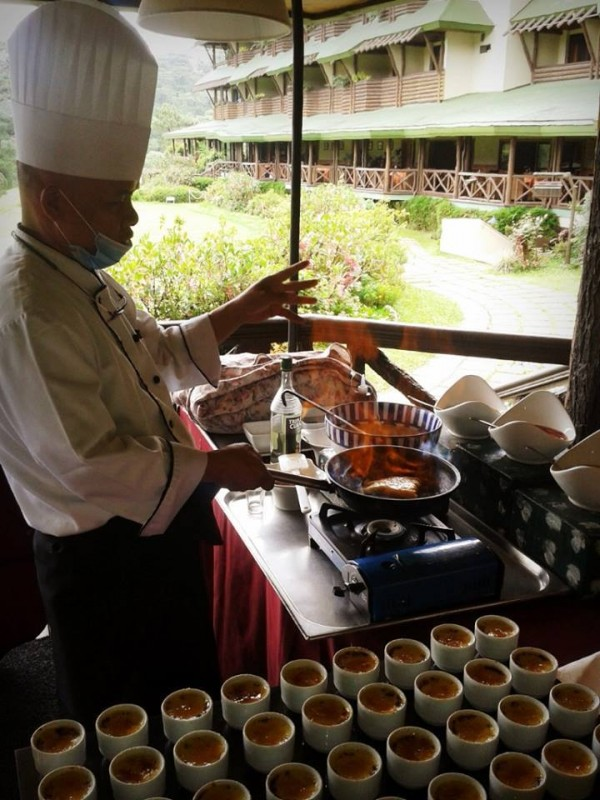 Baguio Country Club Buffet Restaurant