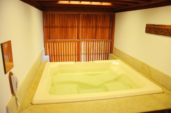 Jacuzzi inside my room