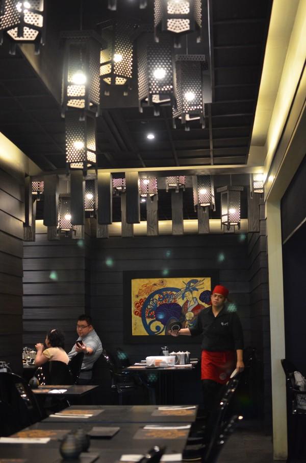 Kimukatsu Dining Area