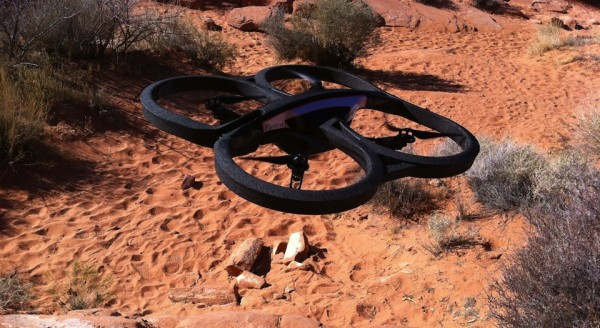 Parrot AR Drone_Wikimedia Commons