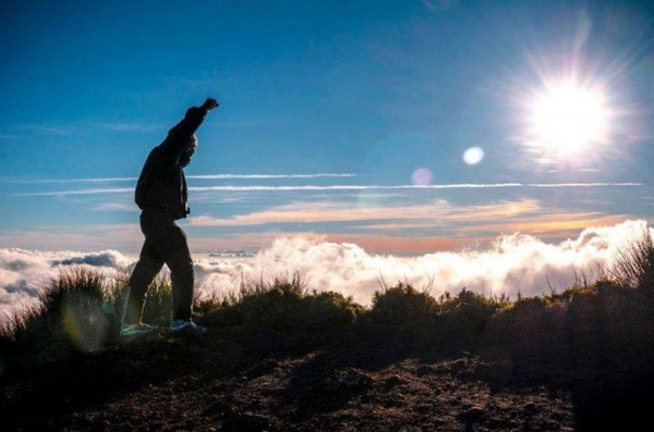 Walking in the Sky in Mount Pulag photo by Shiny Bulotano
