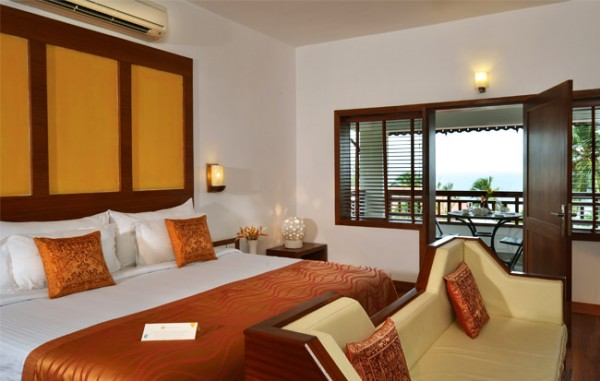 Arabian Sea View Room with Balcony