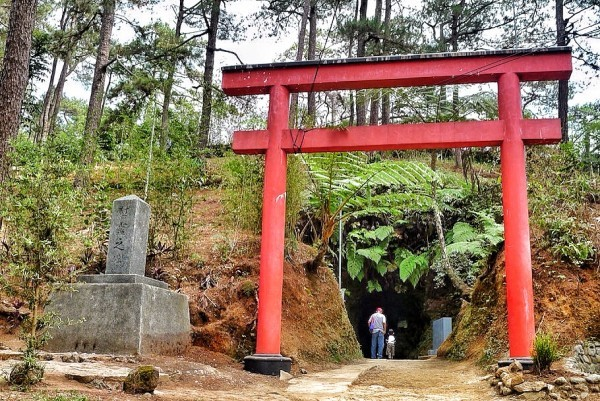 Baguio Japanese Tunnel