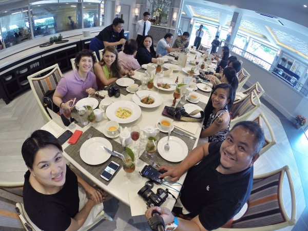 Food Tasting at Taza Fresh Table Restaurant in Tagaytay