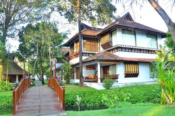 Luxury Villas at Kumarakom