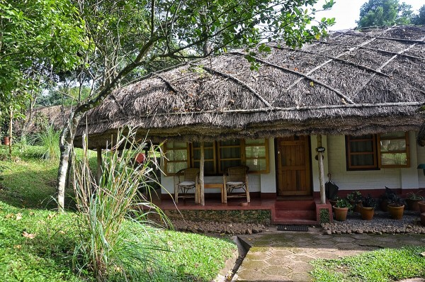 My Cottage in Spice Village Resort in Thekkady