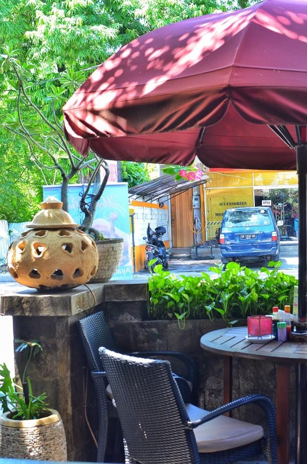 Plengkung Restaurant in Bali