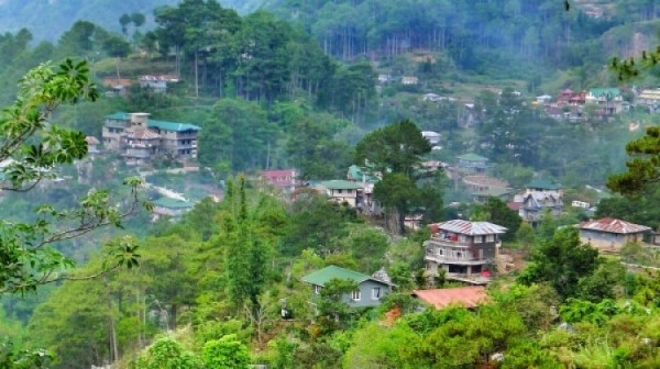 Sagada in the Morning