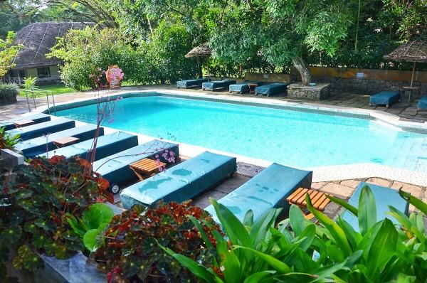 Spice Village Resort Pool
