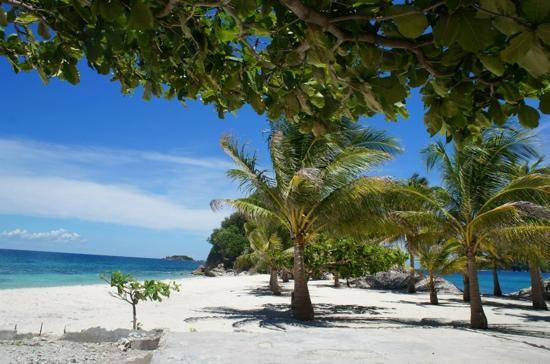 Antonia Beach in Gigantes Sur, Carles, Iloilo