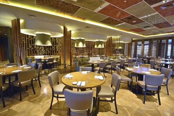 Dining at Nobu Hotel Manila