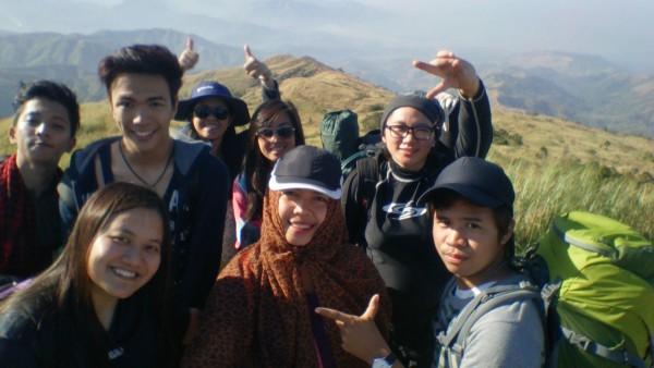 Group Shot at the summit