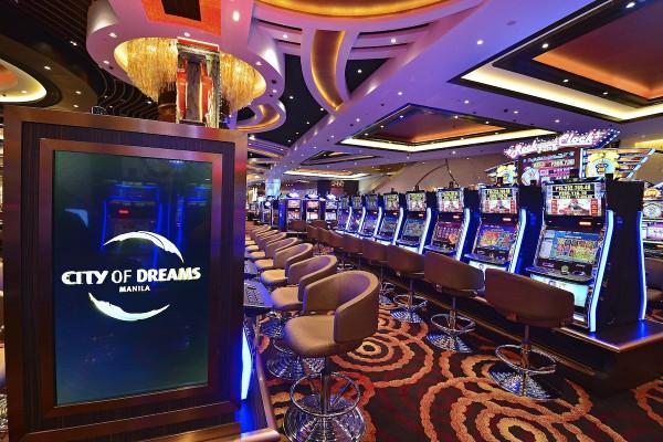 Inside City of Dreams Manila Casino