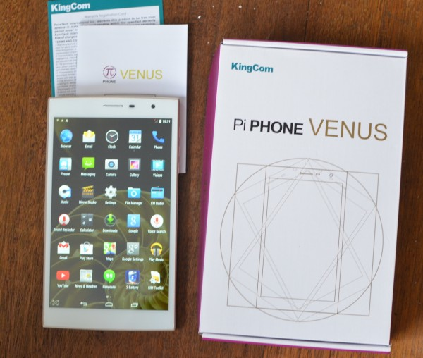 KingCom VENUS - Perfect Travel Gadget