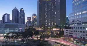 Makati Shangri-La Manila Hotel