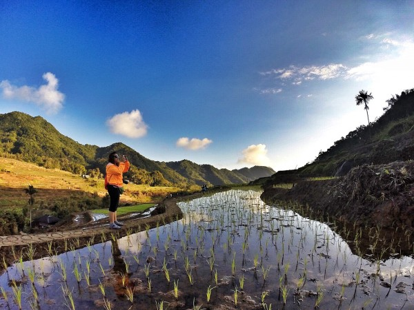 Nagacadan Rice Terraces in Kiangan Ifugao