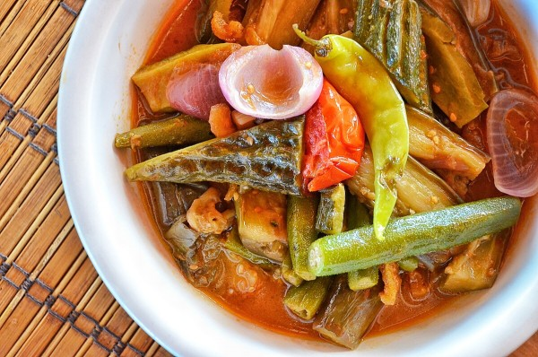 Salivating for Pinakbet