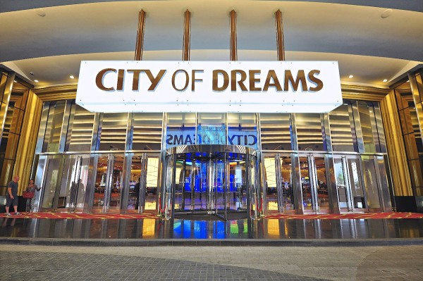 Shopping at the City of Dreams