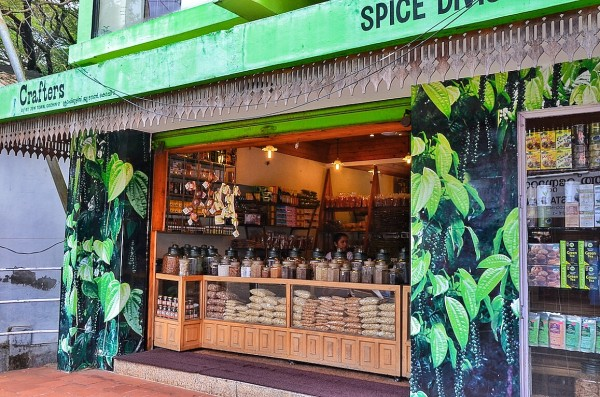 Spice Shop in Jew Town