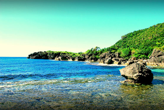 Surip Beach in Bani by Asensopangasinan.com