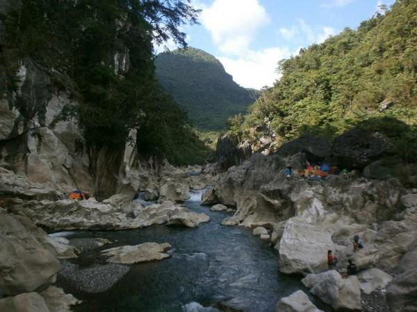 Tinapak River Campsite