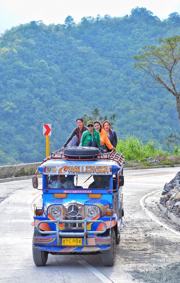 Top Loading in Ifugao