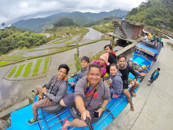 Toploading from Banaue Pobplacion to Bangaan