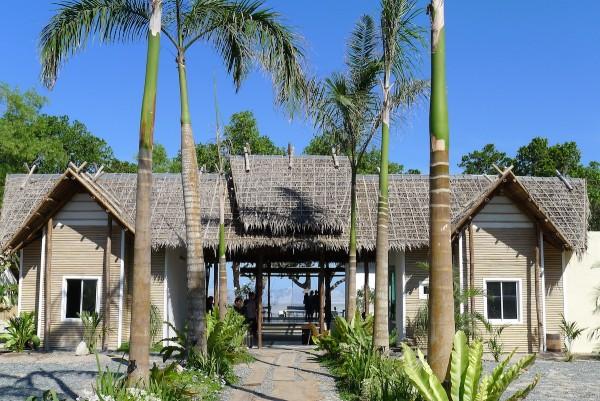 Blue Palawan Beach Club in Puerto Princesa
