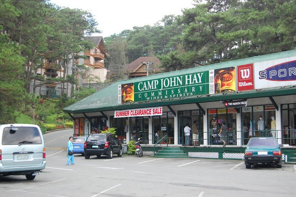 Camp John Hay Commissary by Dahon via Flickr
