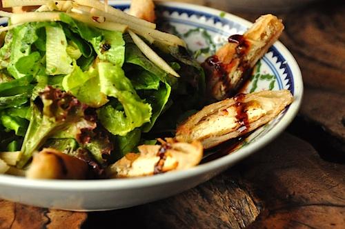 Lumpia Salad - Oh my Gulay