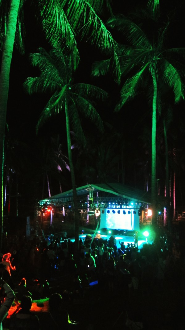 Malasimbo Stage