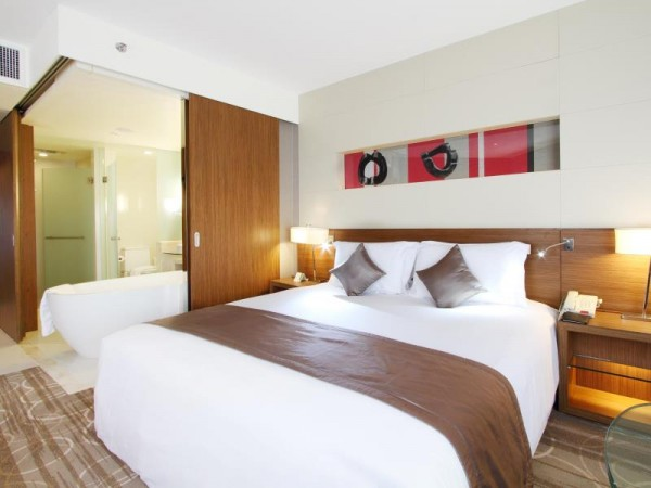 Rooms at Centara Grand at Central Plaza Ladprao Bangkok