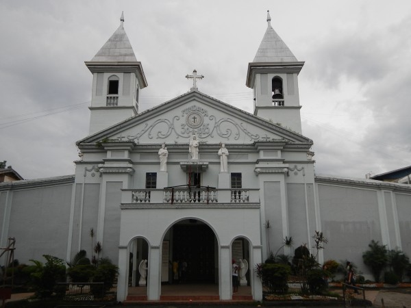 San Pedro Bautista Church in Candelaria