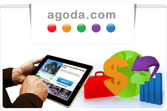 Sign up with Agoda.com