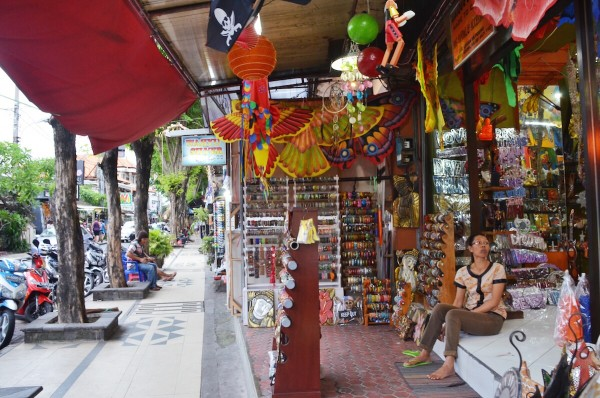 Souvenir Shops in Poppies Lane