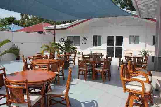 Tartaruga's Hotel and Pagudpud Yacht Club Restaurant