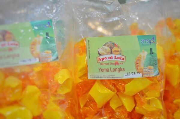 Apo ni Lola Durian Candy