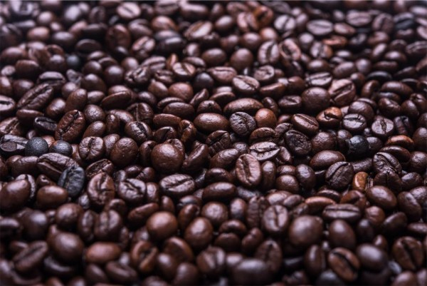 Coffee beans from Benguet