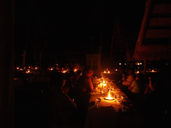 Earth Hour Dinner
