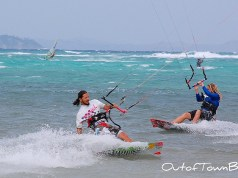 Kite Boarding in Boracay