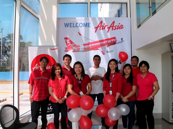 Philippine Academy for Aviation Training welcomes AirAsia