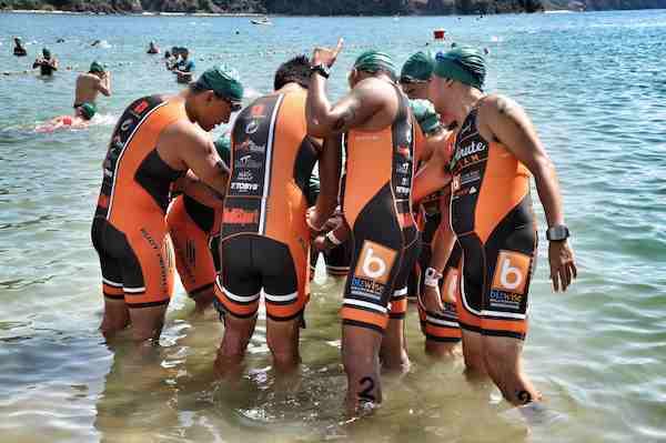 Triathlon in Hamilo Coast Nasugbu Batangas - Extreme Sports