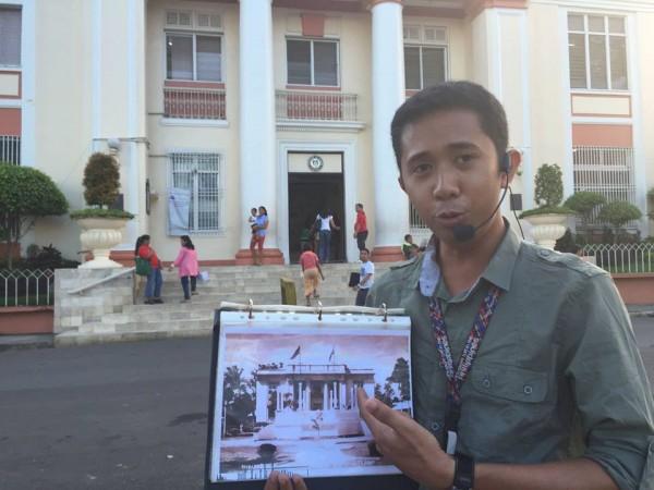 GUIDE Davao - Mock Tour Guiding